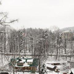 Отель Apartamenty Nowotarskie Польша, Закопане - отзывы, цены и фото номеров - забронировать отель Apartamenty Nowotarskie онлайн приотельная территория фото 2