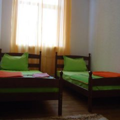 Хостел Смайл комната для гостей фото 2