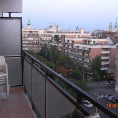 Апартаменты Apartment Jahn Будапешт балкон