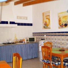 Отель Casa Rural El Retiro в номере