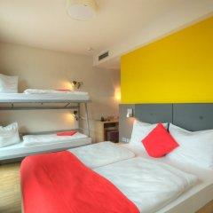 MEININGER Hotel Frankfurt/Main Messe 3* Стандартный номер с различными типами кроватей фото 4