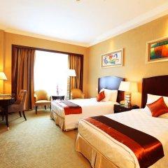 Guangzhou Grand International Hotel 4* Стандартный номер с 2 отдельными кроватями