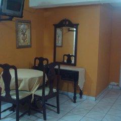 Hotel Ejecutivo Plaza Central удобства в номере
