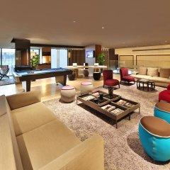 Отель Pan Pacific Serviced Suites Beach Road, Singapore гостиничный бар