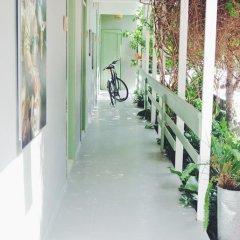 Отель Yucca Alacati Чешме парковка