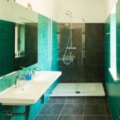 Отель Villa Testa Саландра ванная