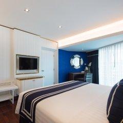 A-One The Royal Cruise Hotel Pattaya 4* Представительский номер с различными типами кроватей фото 2