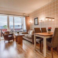 Scandic Partner Bergo Hotel 3* Апартаменты с различными типами кроватей фото 3