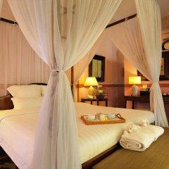 Villa Maly Boutique Hotel 4* Номер Делюкс с двуспальной кроватью фото 2