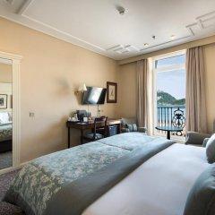 Hotel Londres y de Inglaterra 4* Номер Делюкс с двуспальной кроватью фото 2