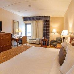 Отель Best Western Plus Waterbury - Stowe 3* Стандартный номер с различными типами кроватей фото 3