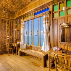 Отель Santhiya Koh Yao Yai Resort & Spa 5* Вилла с различными типами кроватей фото 7