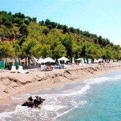 Отель Sigal Resort пляж