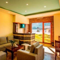 Sapa Family House Hotel 3* Номер Делюкс с двуспальной кроватью фото 2