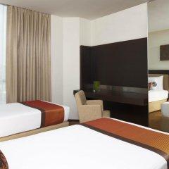 Oaks Bangkok Sathorn Hotel 4* Студия с различными типами кроватей фото 3