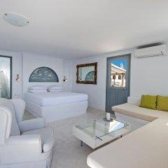 Отель Lava Suites and Lounge 3* Люкс с различными типами кроватей