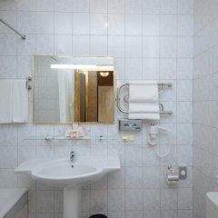 Легендарный Отель Советский 4* Люкс разные типы кроватей фото 14