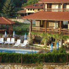 Отель Guest House Brezata - Betula Болгария, Ардино - отзывы, цены и фото номеров - забронировать отель Guest House Brezata - Betula онлайн бассейн фото 2