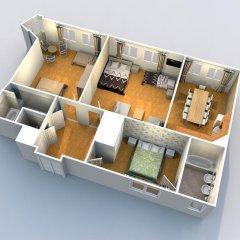 Отель Astra 1 Улучшенные апартаменты фото 42