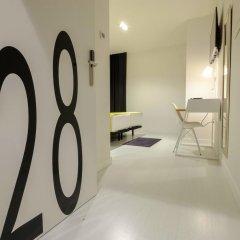 Cosmov Bilbao Hotel** 2* Стандартный номер с двуспальной кроватью фото 5