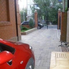 Гостиница Верона парковка