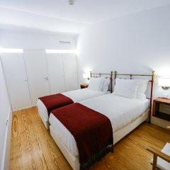 Отель Morgadio da Calçada 4* Улучшенный номер разные типы кроватей фото 3