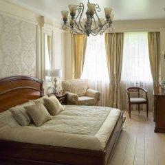 Парк Отель Грумант комната для гостей фото 3