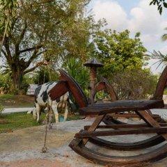 Отель Cowboy Farm Resort Pattaya спортивное сооружение