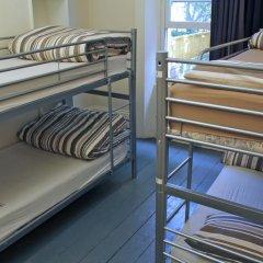 Brighton Youth Hostel Кровать в общем номере с двухъярусной кроватью фото 6
