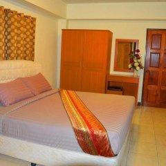 Отель Silver Gold Garden Suvarnabhumi Airport 3* Улучшенный номер с различными типами кроватей фото 6