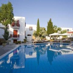 Отель Despotiko Hotel Греция, Миконос - отзывы, цены и фото номеров - забронировать отель Despotiko Hotel онлайн бассейн фото 3