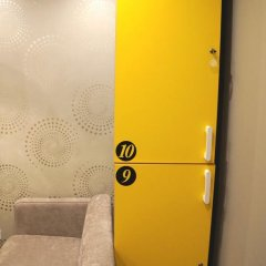 Хостел Обской Кровать в общем номере с двухъярусной кроватью фото 29