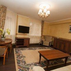 Катюша Отель 3* Улучшенный люкс с различными типами кроватей фото 4