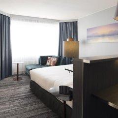 Отель Hilton Helsinki Strand 4* Представительский номер с различными типами кроватей фото 5