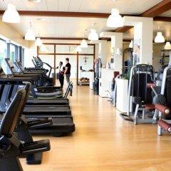 Отель Fairmont Le Montreux Palace фитнесс-зал