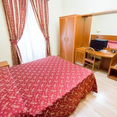 Отель Funny Holiday Стандартный номер с 2 отдельными кроватями (общая ванная комната) фото 2