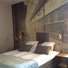 Отель Livin Station 4* Стандартный номер фото 3