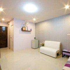 Отель Netprasom Residence Таиланд, Бангкок - отзывы, цены и фото номеров - забронировать отель Netprasom Residence онлайн комната для гостей фото 3