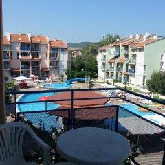Отель Sunny Beach apartments Elit I Болгария, Солнечный берег - отзывы, цены и фото номеров - забронировать отель Sunny Beach apartments Elit I онлайн балкон