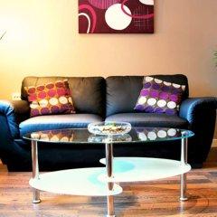 Апартаменты Hot-el-apartments Glasgow Central комната для гостей фото 5