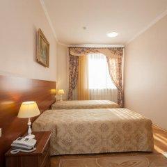 Гостиница ПолиАрт Стандартный номер с 2 отдельными кроватями фото 3