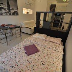 Апартаменты Four Squares Apartments on Tverskaya Студия с различными типами кроватей фото 17