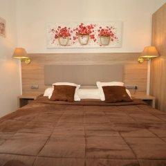 Hotel Parisien 2* Стандартный номер с двуспальной кроватью фото 11