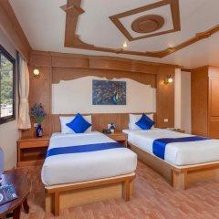 Tiger Hotel (Complex) 3* Улучшенный номер с двуспальной кроватью фото 4