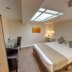 Britannia Edinburgh Hotel 3* Стандартный номер