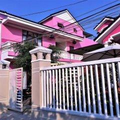 Отель Pink House Homestay 2* Стандартный номер с различными типами кроватей фото 2