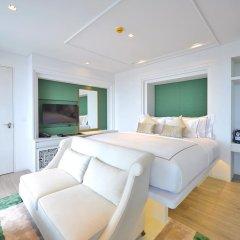Отель Riva Arun Bangkok 4* Номер Делюкс с различными типами кроватей фото 9