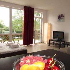 Отель Aparthotel Cote D'Azure 3* Студия Эконом с различными типами кроватей фото 14