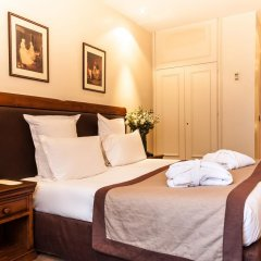 Saint James Albany Paris Hotel-Spa 4* Полулюкс с различными типами кроватей фото 4