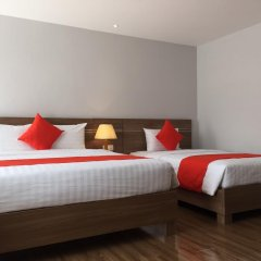 Maple Leaf Hotel & Apartment 4* Стандартный номер фото 2